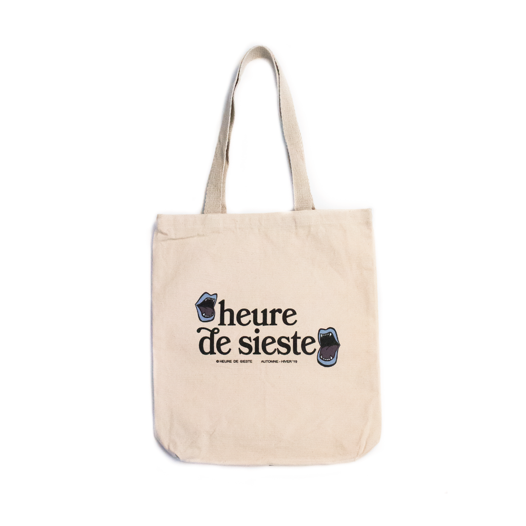 Mouths Logo Tote Bag