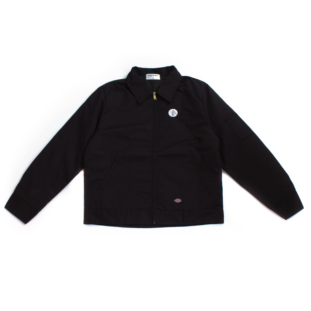 SS19 Work Jacket - Black
