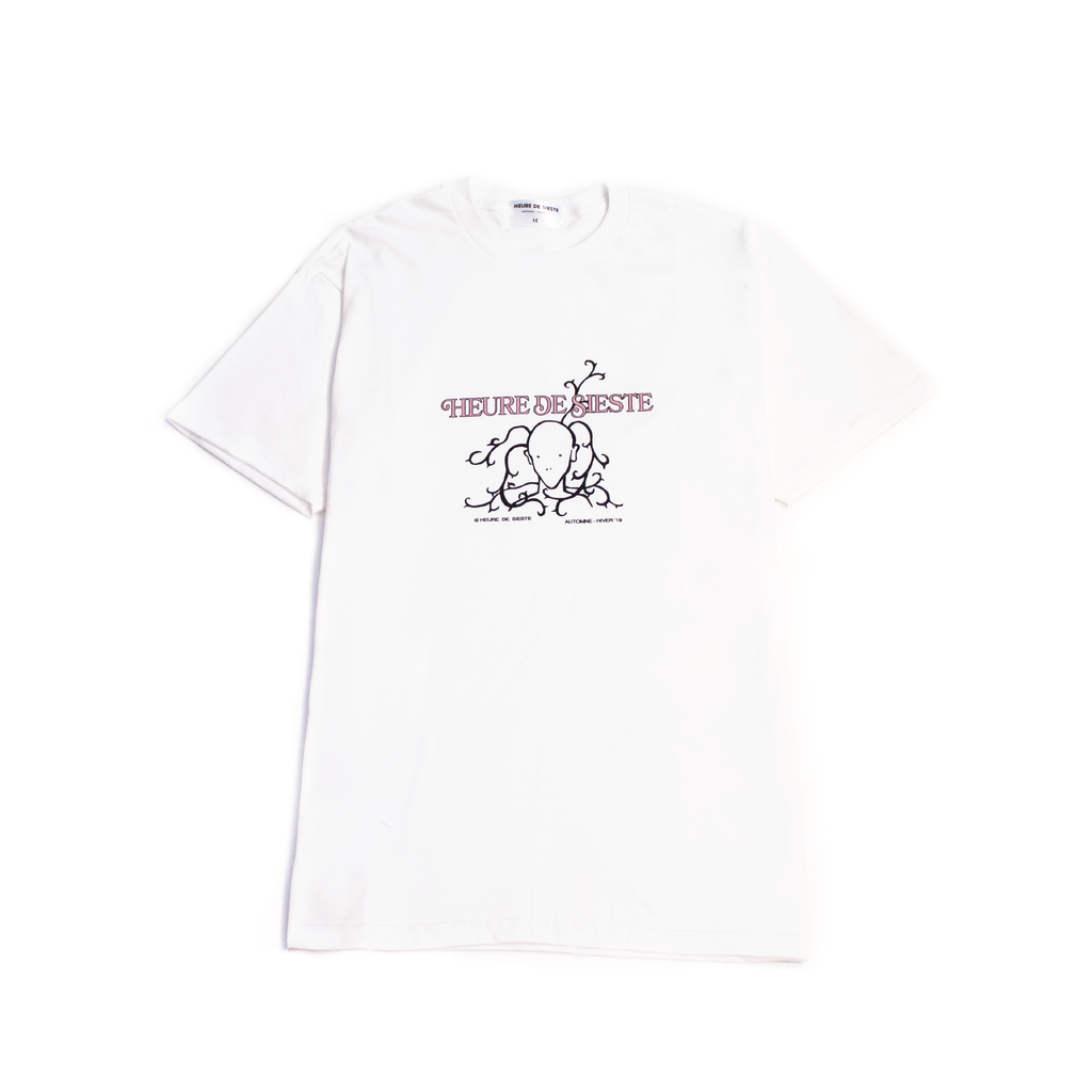 Thorns Tee - White