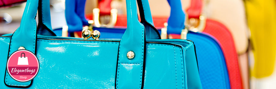 Top 5 Kinds of Fashion Leather Handbags