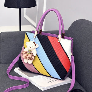 Women's Sweet Fashion Shoulder Handbag - ElegantBags.Shop