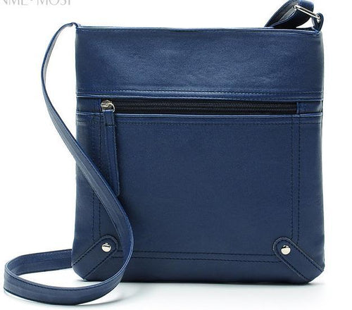 Women's Fashion Leather Satchel CrossBody Shoulder Handbag - ElegantBags.Shop
