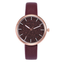 Women's Fashion Sparkle Quartz Analog Watch - ElegantBags.Shop