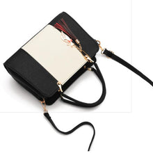 Women's Fashion Tri-color Casual Shopping Crossbody Shoulder handbag - ElegantBags.Shop