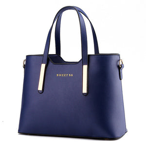 Women's Fashion Business Style Commuter Shoulder Handbag - ElegantBags.Shop