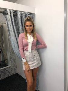 Jumper and skirt Co-ord