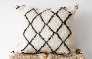 Beni Ouarain Pillow 'Diamonds'
