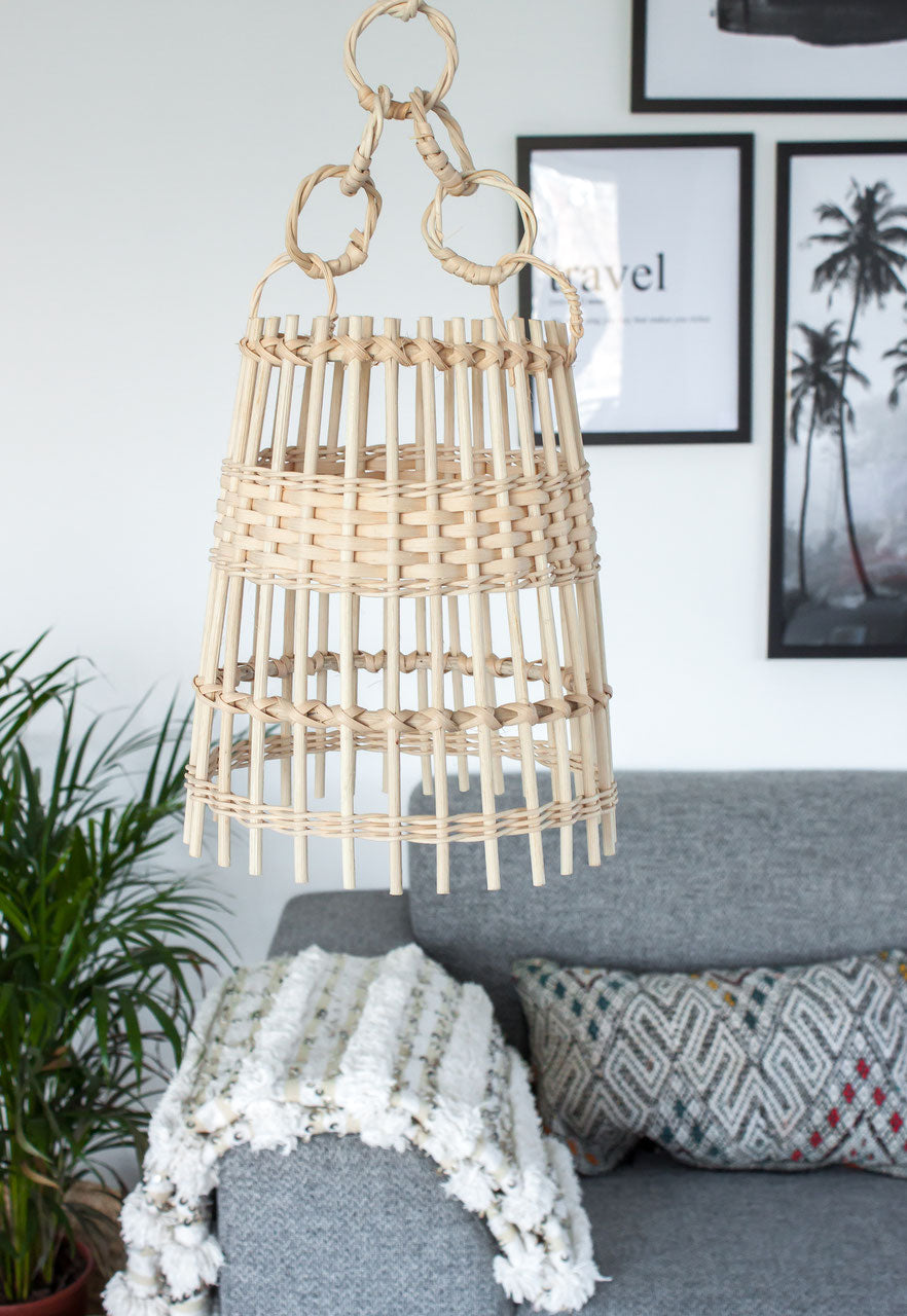 Mini Rattan Shade 'Emma'