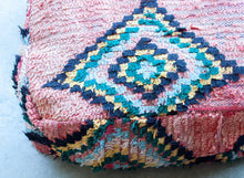 Load image into Gallery viewer, Boujaad Floor Pillow 'Gypsy' - a Modern Medina