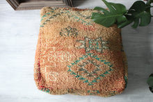 Load image into Gallery viewer, Vintage Boujad Floor Pillow 'Marrakech'