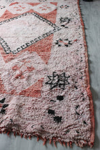 Load image into Gallery viewer, Vintage XL Boujad Rug 'Blush'