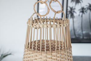 Mini Rattan Shade 'Lana'