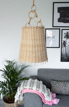 Load image into Gallery viewer, Mini Rattan Shade 'Sophia' - a Modern Medina