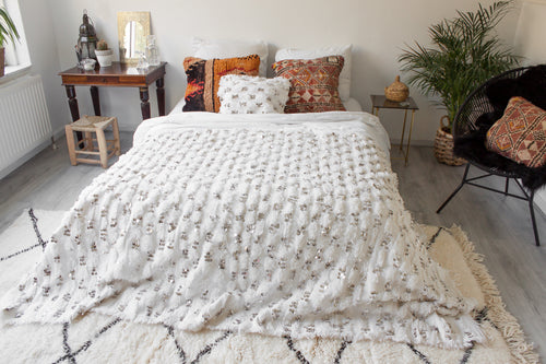 Wedding Blanket 'Snow'