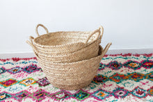 Load image into Gallery viewer, Rattan Basket - Large - a Modern Medina