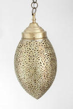 Load image into Gallery viewer, Hanging Lamp 'Oval' - a Modern Medina