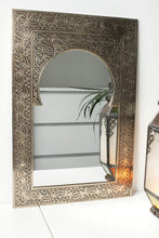 Load image into Gallery viewer, Handmade Mirror 'Mystery' - Large - a Modern Medina