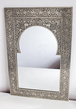 Load image into Gallery viewer, Handmade Mirror 'Mystery' - Medium - a Modern Medina