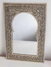Load image into Gallery viewer, (Temporarily) Out of Stock - Handmade Mirror 'Mystery' - Small - a Modern Medina