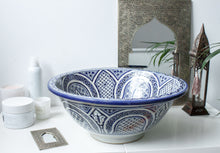 Load image into Gallery viewer, Washbasin 'Hammam' - Large - a Modern Medina
