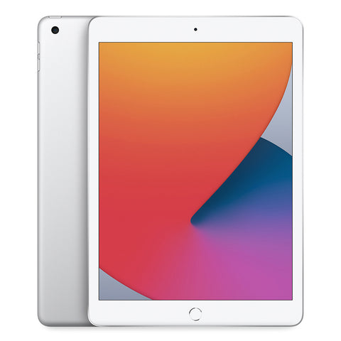 Apple iPad 10.2 (8Gen) Wi-Fi 32GB - Plata