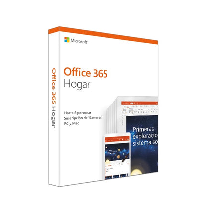 OFFICE 365 HOME PREMIUM 6 MAC/PC