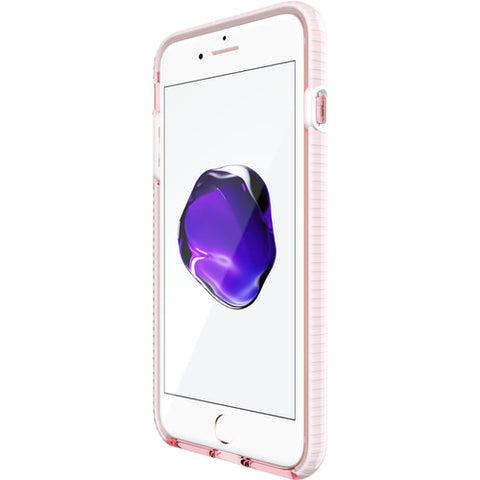 Tech21 Evo Check iPhone 7/8 Plus - Rose Tint/White