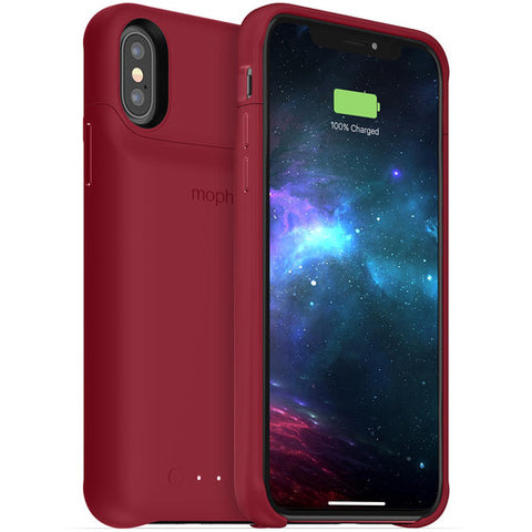 mophie Juice pack access iPhone XS - Red