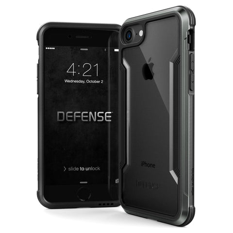X-doria Defense Shield for iPhone X/XS - Black