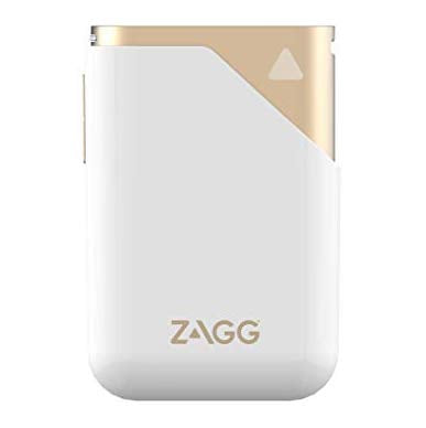ZAGG Power Amp 6 Battery Charger (6,000mAh) - Gold
