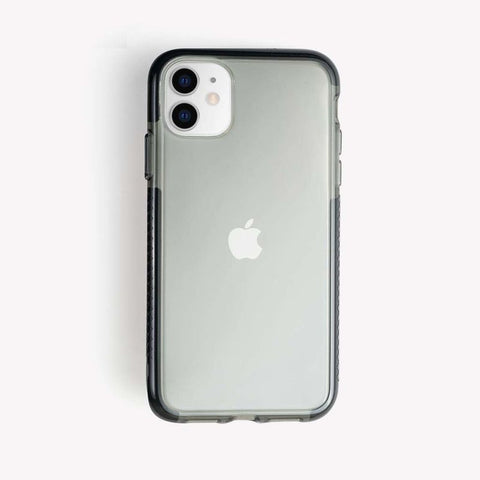 Bodyguardz Ace Pro 3 Case iPhone 11 - Smoke/Black