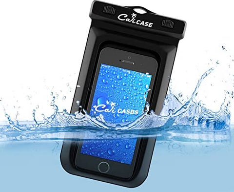 Funda Cali Case Universal floating case - Negro