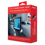 iSound Universal Car Headrest Mount
