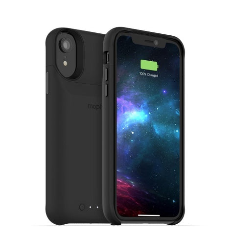 mophie juice pack access for iPhone XR (Black)