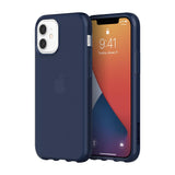 Griffin Survivor Clear Case iPhone 12 mini - Navy