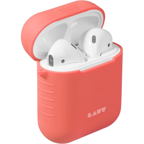 LAUT POD Case for AirPods - Red