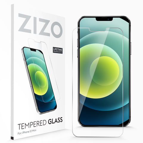 Zizo Tempered Glass protector iPhone 12 mini