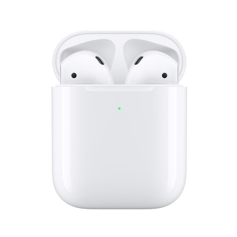 Apple AirPods 2 con estuche de carga inalámbrica