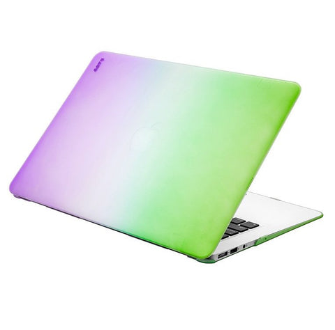 Laut HUEX Hard Case MacBook Air 13 - Purple/Green
