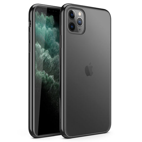 ZIZO REFINE Series iPhone 11 Pro Max Case - Black & Clear