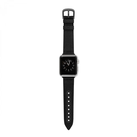 Evutec Northill Apple Watch 38/40mm - Black/Black