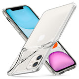 iPhone 11 Case Liquid Crystal - Clear