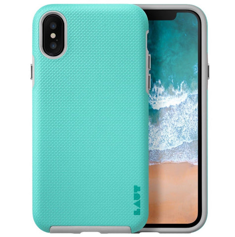 Laut Shield case iPhone X - Mint