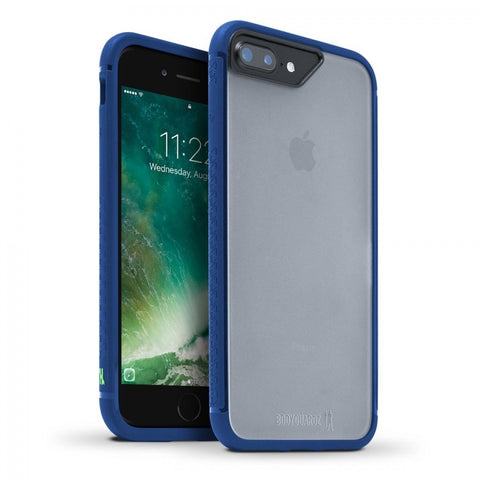 BodyGuardz Contact Case iPhone 6/6S/7/8 Plus - Navy/Green