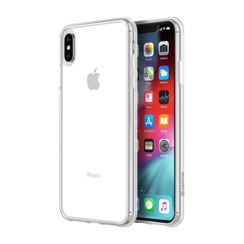 Griffin Reveal for iPhone XS Max - Clear