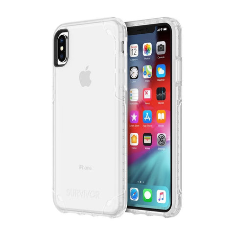 Griffin Survivor Strong iPhone XS Max - Clear