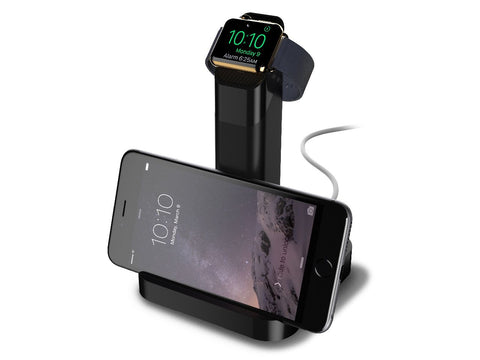 Griffin WatchStand Chargin Dock Apple Watch - Black
