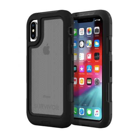 Griffin Survivor Extreme iPhone XS Max - Black
