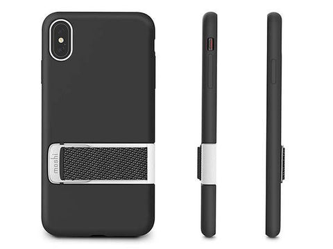 Moshi Capto case iPhone XS Max - Negro
