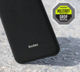 Evutec Ballistic Nylon Case with AFIX+ Mount iPhone 11 - Black